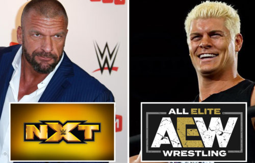 """Triple H says AEW at this time is very """"exciting"""" and """"fresh"""""""