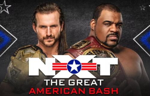 WWE NXT Great American Bash (Night Two) July 8: Winner Take All
