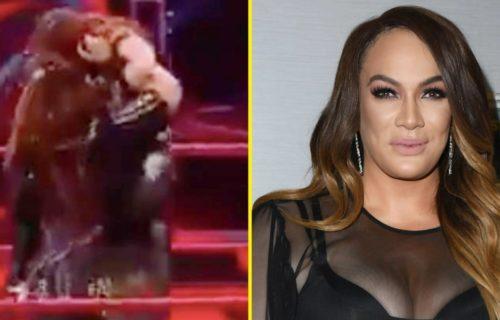 Nia Jax responds to fan Backlash over Kairi Sane injury