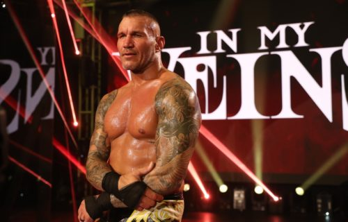 Randy Orton takes shots at NXT Superstars for being 'addicted' to chants