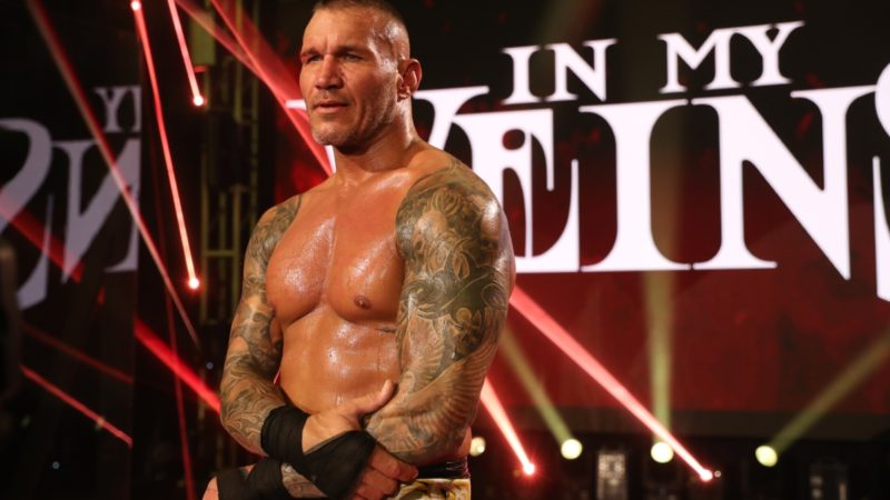 Randy Orton Claims WWE Title Match At Clash Of Champions