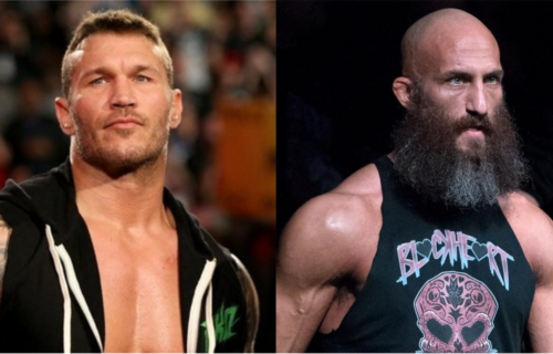 Randy Orton and Tommaso Ciampa trade shots on Twitter