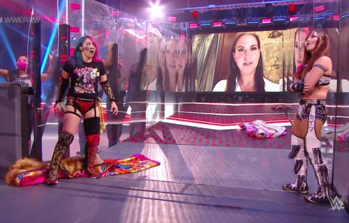 RAW Women's Title match made official for next week