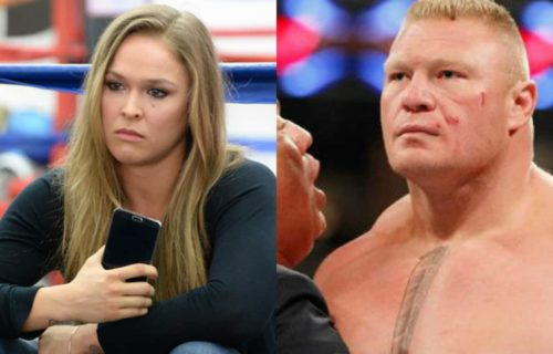 Brock Lesnar and Ronda Rousey top respective WWE 2020 salary rankings
