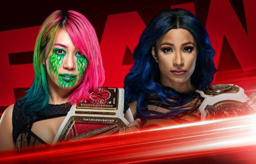 WWE Raw results July 27: Asuka and Sasha Banks title rematch