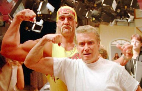 Hulk Hogan comments on the passing of Regis Philbin