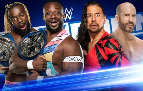 WWE SmackDown July 10 results: New Day vs. Cesaro & Nakamura
