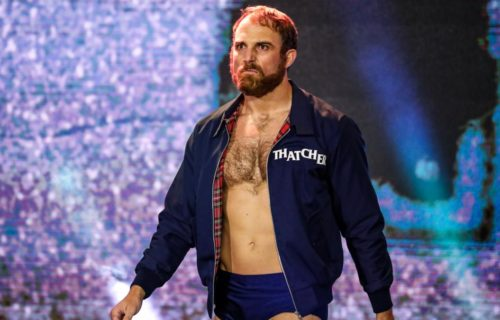WWE Cruiserweight star wants Timothy Thatcher in a Cage Fight