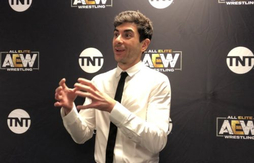 Tony Khan addresses suspensions of Sammy Guevara and Jimmy Havoc