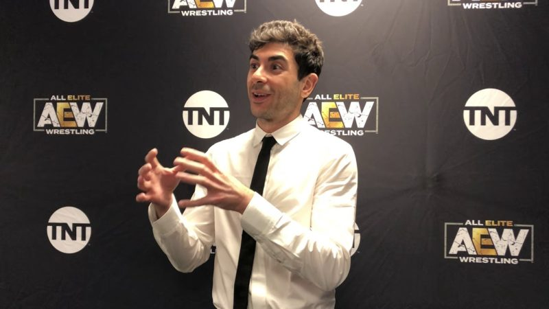 Tony Khan AEW Owner