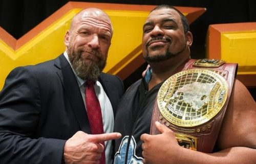 Triple H praises Keith Lee after his Takeover performance