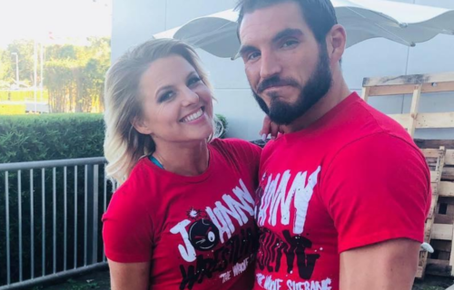 Johnny Gargano reveals he would like to get pregnant