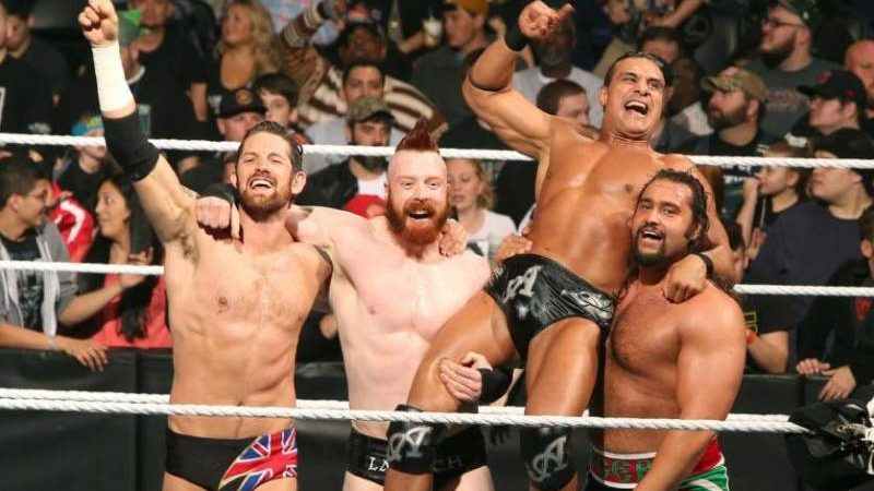 Sheamus Reveals Wwe Had No Plans When They Formed League Of Nations