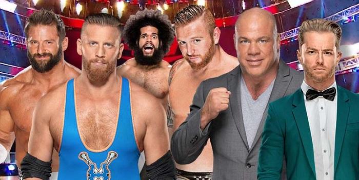 WWE-release