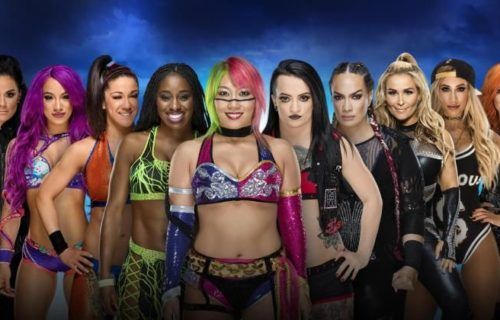 Relive the top 10 debuts in the WWE Women's division
