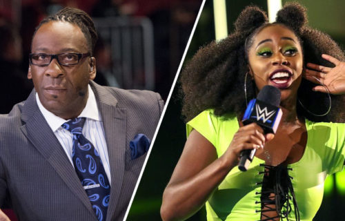 Booker T and Naomi clear the air over the #NaomiDeserves Better trend
