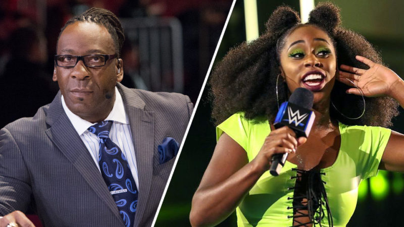 Booker T and Naomi