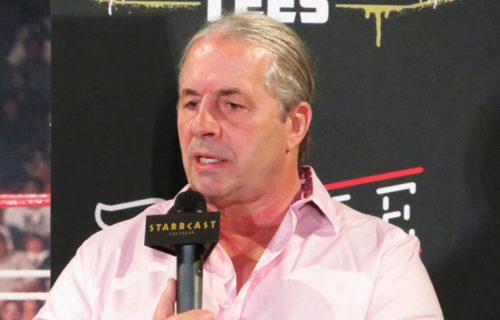 The Sharpshooter: Bret Hart reveals who taught him the move