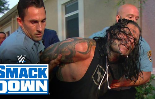 CM Punk speaks on the Jeff Hardy DUI angle on WWE Backstage