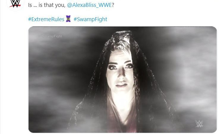 Alexa Bliss as Sister Abigail