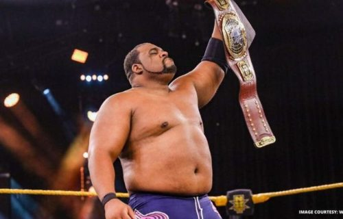 Keith Lee to defend the NXT North American Championship against Johnny Gargano at TakeOver: In Your House