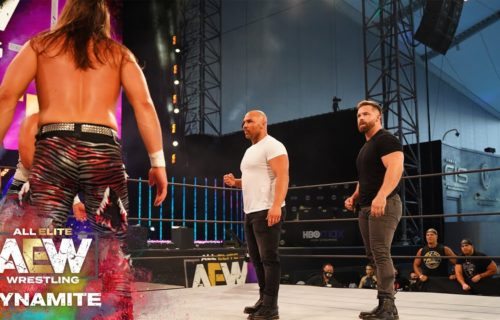 The Revival makes AEW debut as FTR
