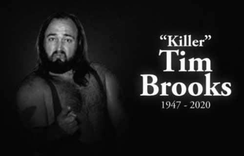 """""""Killer"""" Tim Brooks lights up Twitter following tributes from NXT Superstar and AEW alike"""