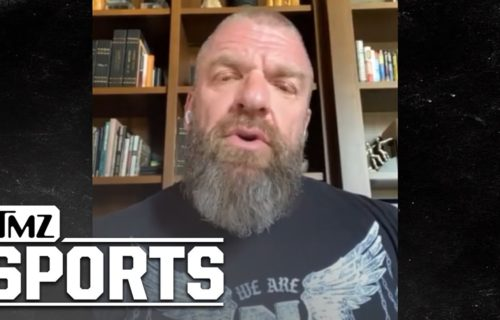 Triple H on WWE possibly signing UFC's Daniel Cormier