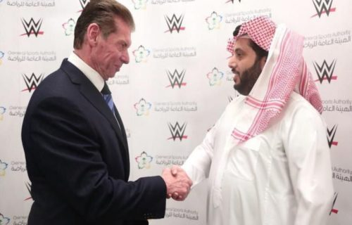 WWE responds to Saudi lawsuit saying it is based on 'speculation' and 'hearsay'