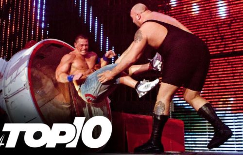 WWE Top 10: Greatest Backlash moments
