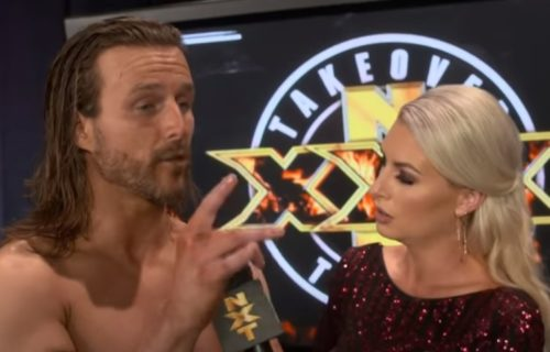 Adam Cole boasts after NXT TakeOver, Pat McAfee says he is sore today