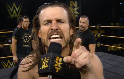 Adam Cole on dating Dr. Britt Baker, preparing for Pat McAfee
