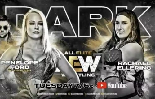 Rachael Ellering's debut, seven other matches set for stacked AEW Dark