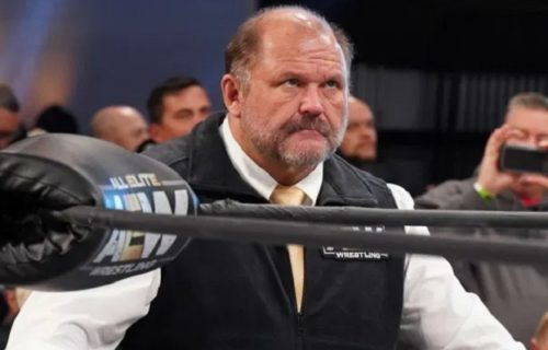 Arn Anderson reveals the best match he's ever seen live