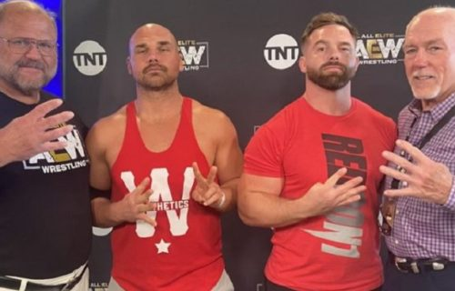 AEW Tag Team Appreciation Week legends talk FTR comparisons