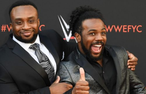 Big E thanks Xavier Woods for saving his career and starting New Day