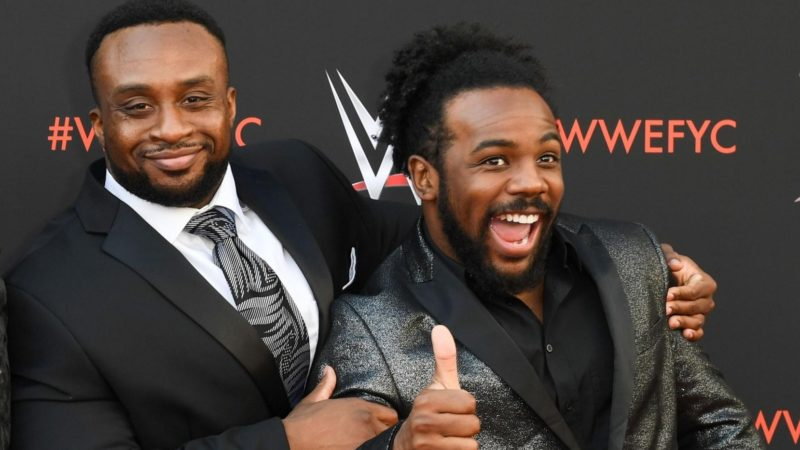 Big E & Xavier Woods
