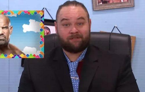 Bray Wyatt delivers a unique 'cryptic tweet' to Bill Goldberg