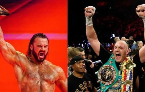 """Drew McIntyre responds to latest challenge from Tyson Fury: """"Nice try"""""""