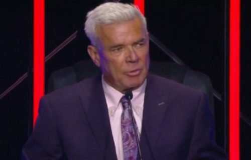 Eric Bischoff revealed as mystery moderator on AEW Dynamite debate (Video)