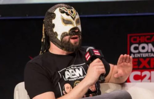 Excalibur's AEW Dynamite commentary return reportedly pushed back