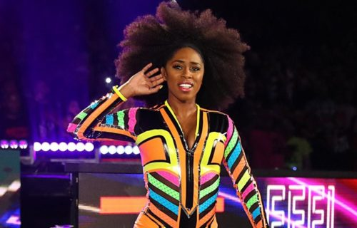 Naomi says WWE won't let her use her real hair on TV