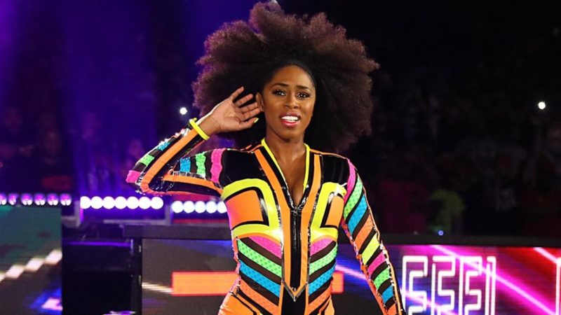More on WWE Moving Naomi Back To Smackdown