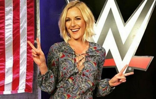 Renee Young parting ways with WWE after SummerSlam Weekend