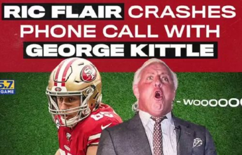 Ric Flair surprises NFL star on radio after signing $75 million contract