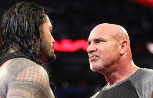 """Goldberg calls Roman Reigns """"a joke"""" in new shoot interview (Video)"""