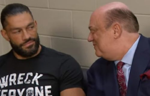 "Update on Roman Reigns becoming a ""Paul Heyman Guy,"" Fiend face turn"