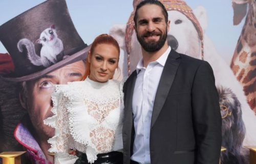 Seth Rollins on Becky Lynch's pregnancy, John Cena's recent comments