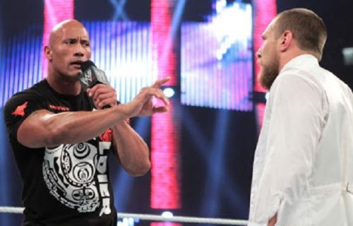 Daniel Bryan wants WWE match with The Rock, and he has now accepted