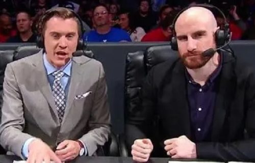 Aiden English describes working alongside Vic Joseph in WWE